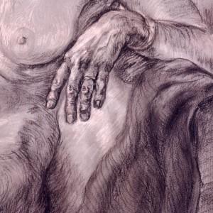 Nude V - detail